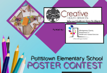 Poster Contest for Pottstown Elementary School