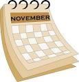November dates to remember image