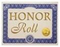 First Marking Period Honor Roll image