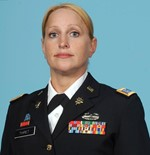 Major Heather Thiret