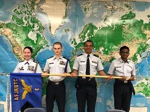 JROTC Top Cadets 2018