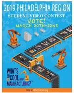 What's So Cool About Manufacturing video challenge ICON