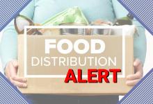 Food Distribution Alert