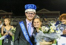 Stars sparkle for Pottstown High School homecoming