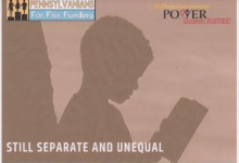 STILL SEPARATE AND UNEQUAL: 100% FAIR FUNDING NOW!