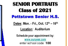 SENIOR PORTRAITS Class of 2021