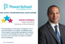 Data Driven Rodriguez Receives Global Transformational Leader Award