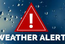 Weather Alert 9-1-2021