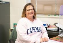 PHS Teacher a Frontline Hero