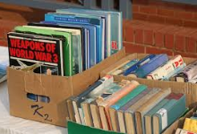 Pottstown Library Used Book Sale