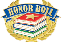 First Marking Period Honor Roll