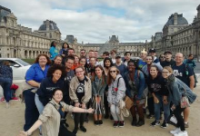 Trojans Cross the English Channel, Paris Here They Come