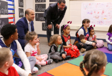 PA Depart. Of Education Secretary Pays Visit To Pottstown