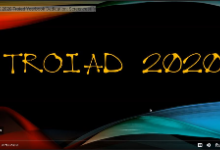 The 2020 Troiad Yearbook Dedication