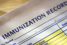 Temporary Regulatory Suspension of Requirements for Children's Immunizations