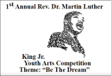 Martin Luther King Youth Arts Competition