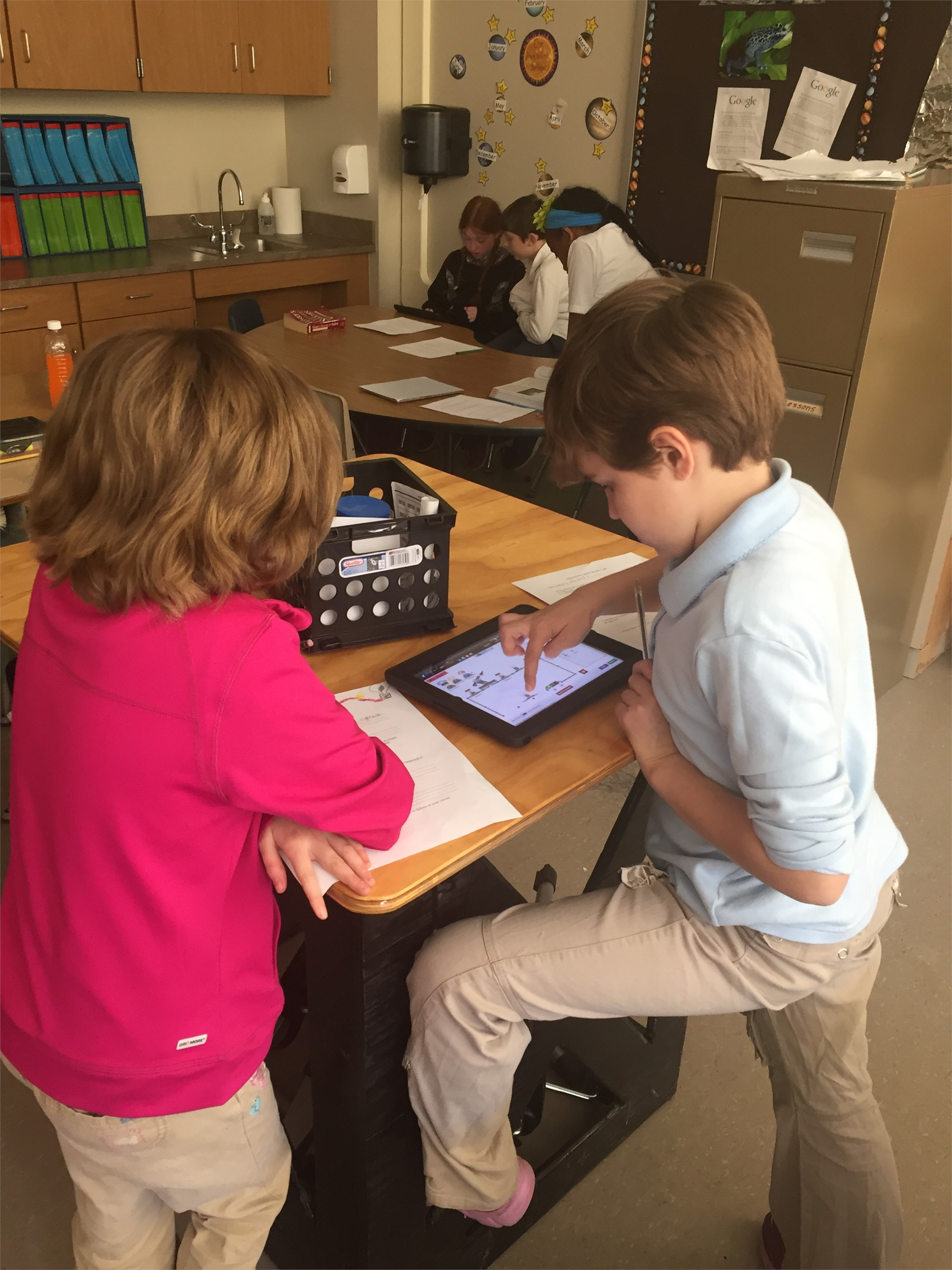 kids doing work-2