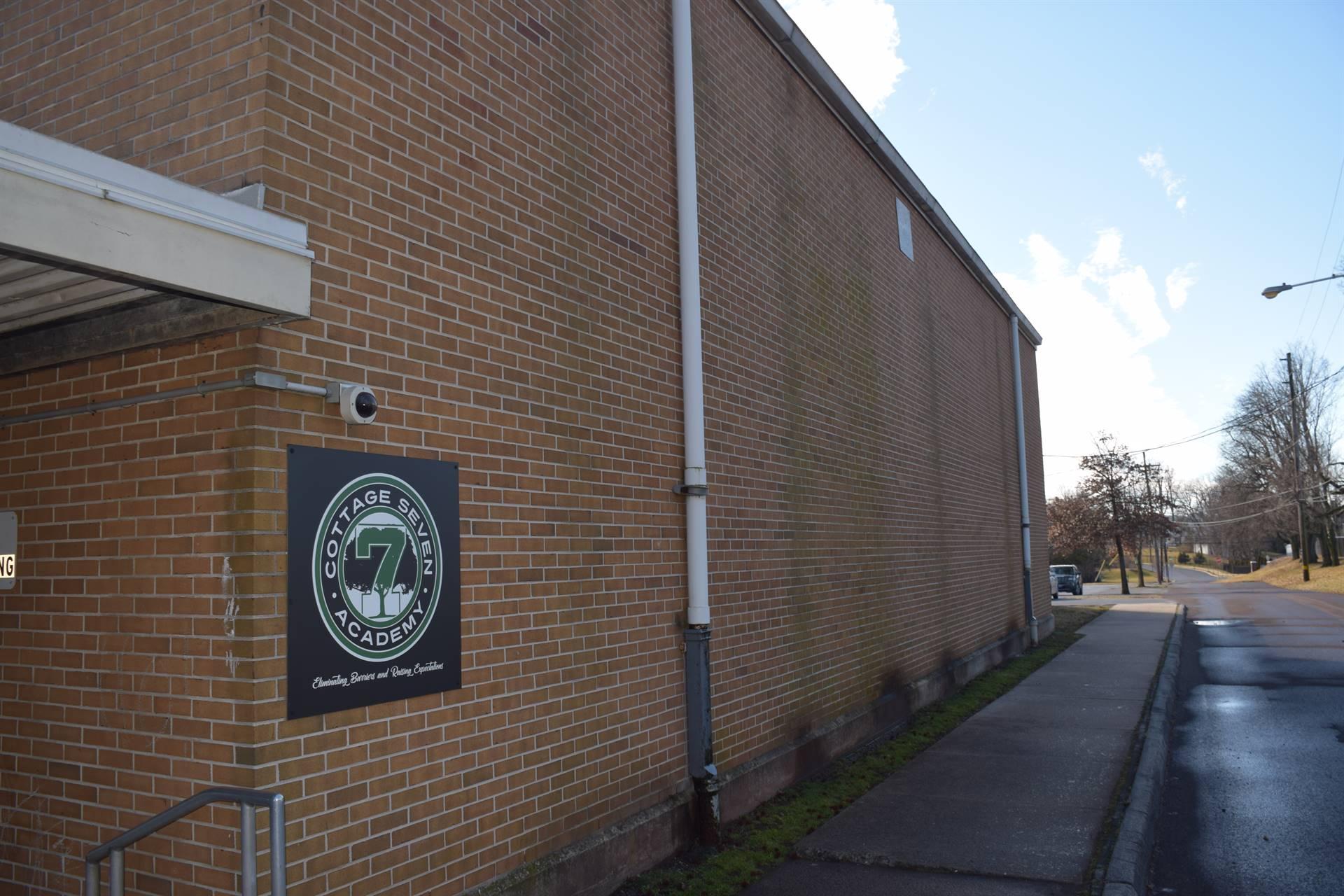 Edgewood Elementary Building