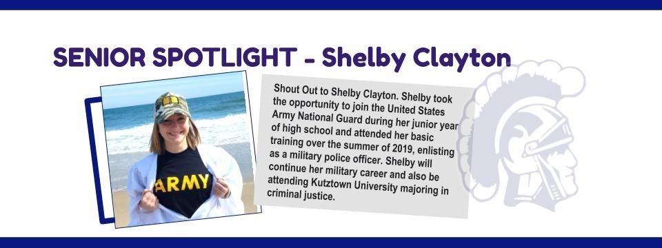 Shelby Clayton