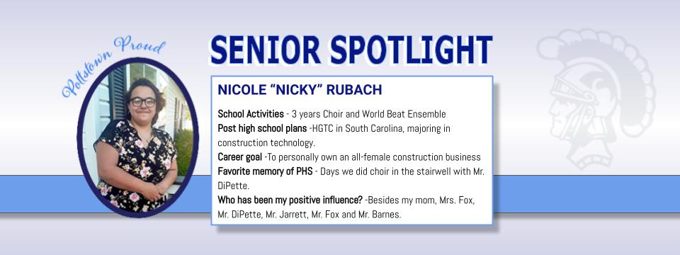 "Nicole ""Nicky"" Rubach"