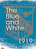 1919 Blue and White